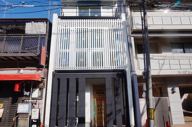 注文住宅 京都 東山区 狭小住宅101.JPG