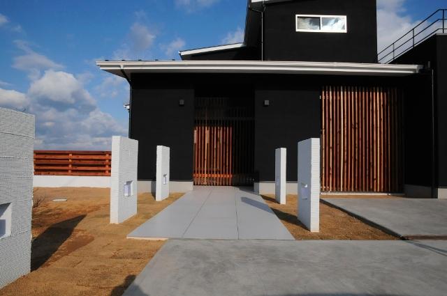 注文住宅 滋賀県米原市 和モダン8.JPG