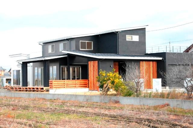 注文住宅 滋賀県米原市の和風モダン注文住宅2.JPG