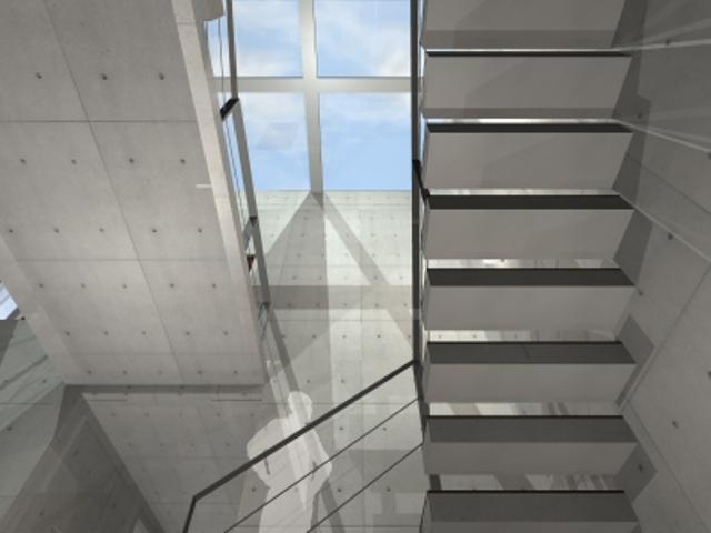 鉄筋コンクリート(RC)造 2階建てガレージハウス.jpg