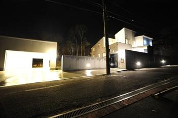 11滋賀県大津市比良のガレージハウス.jpg