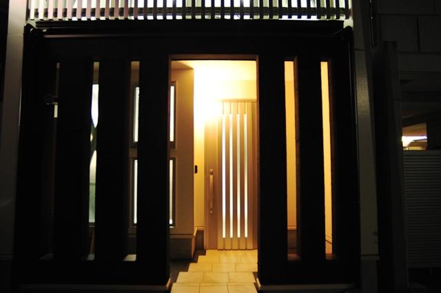 注文住宅 京都 東山区 螺旋階段 狭小住宅56.JPG