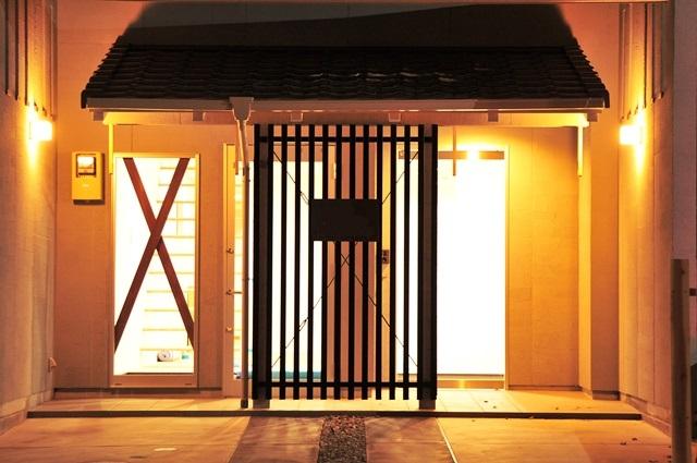 注文住宅 京都市上京区智恵光院 和風モダン43.JPG