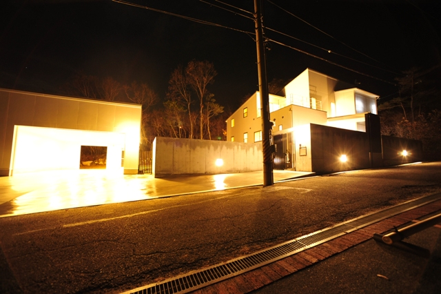 注文住宅 滋賀 大津市 ガレージハウス1.JPG