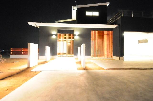 注文住宅 滋賀県米原市 和モダン1.JPG