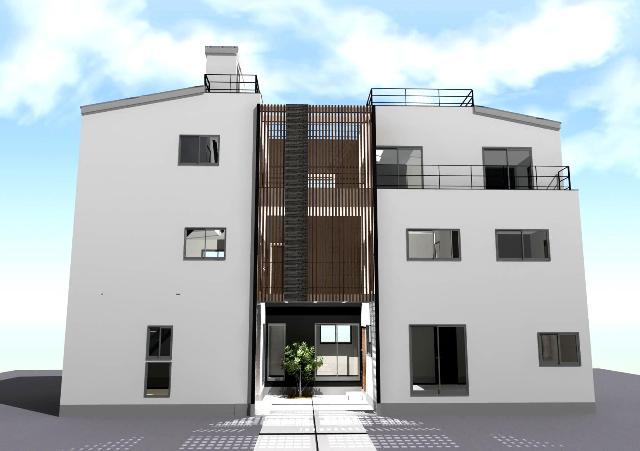 東京都板橋区に耐震等級2の注文住宅プラン!デザインファーストのご提案!