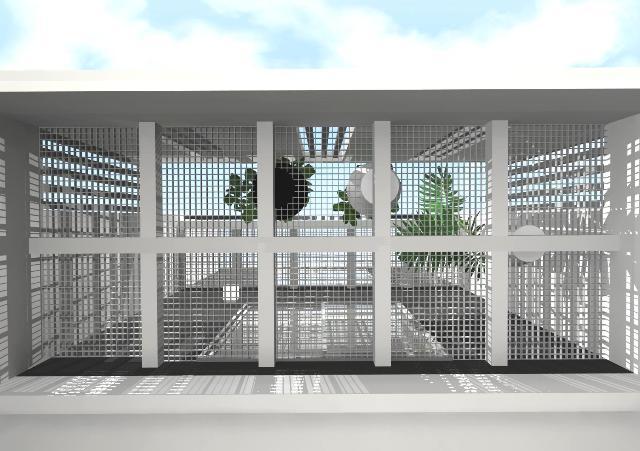 京都市右京区のシンプルモダン注文住宅プラン!デザインファーストのご提案!