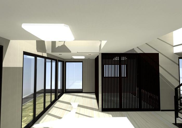 京都市山科区の窓から景色が一望できる和モダン注文住宅プラン!