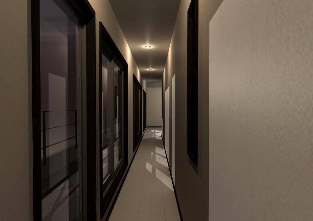 京都市北区のガレージハウス注文住宅プラン!デザインファーストのご提案!