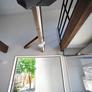京都府八幡市の基本建物の横に電動シャッターのあるガレージハウス!