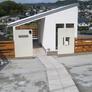 京都府宇治市 注文住宅 傾斜地の家
