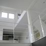 京都市宇治市・傾斜地を利用した鉄筋コンクリート造と木造軸組の混構造住宅