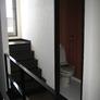 滋賀県東近江市・2階建と平屋建部分に分かれたルーフバルコニー付のモダン住宅